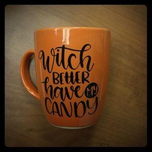 Custom Funny Halloween Coffee Mug
